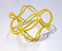 2x4 20mm Double Twisted bangle Bangles, Shapes, Bracelets, Bracelet, Cuff Bracelets, Arm Bracelets, Anklets
