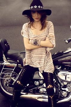 I will have my own motorcycle someday.