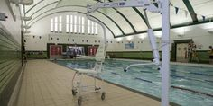 Jubilee Swimming Pool and Expressions Gym, Bristol City Council.