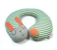 Travel Neck Pillow by alelale on Etsy