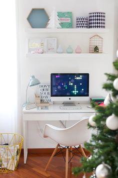 Sweet as a Candy: MY HOME: Il mio spazio di lavoro