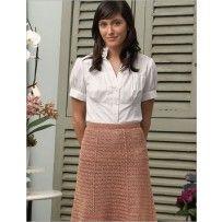 30th Street Station Skirt Crochet Pattern Download
