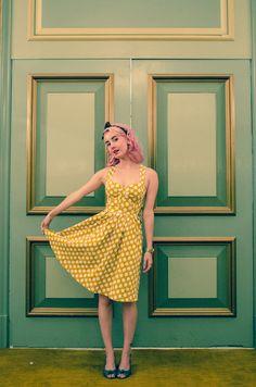 And Many More Dress | Mod Retro Vintage Dresses | ModCloth.com
