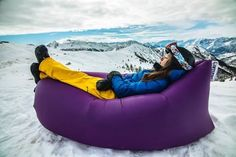 Hangout sofa, perfect for the parks, music festivals, the beach, the mountains, and even in the snow. For more, welcome to visit http://www.inflatable-hangout-sofa.com