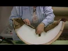 How to make an arched cornice