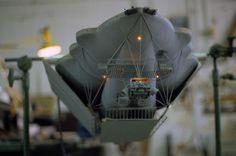 142 Beautiful Photos Of Blade Runner's Model Cars, Buildings