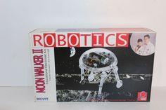 Robotics Moon Walker II Educational Electronic Kit by Movit 979 Sealed box New