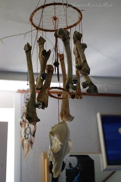 Bone Wind Chime | AutumnScarlettRain