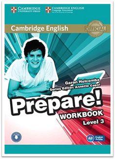 [PDF+AVI] Cambridge English Prepare! Level 3 Workbook with Teacher DVD Video | Sách Việt Nam