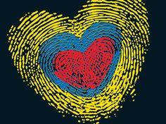 Great graphic interpretation of Colombian flag. Colombia Independence Day, Colombian Flag, Chicano Art, Sweet Memories, Art Pieces, Instagram, Culture, Wallpaper, Pictures