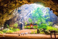 Phraya Nakhon Caves @ Khao Sam Roi Yot National Park, Thailand