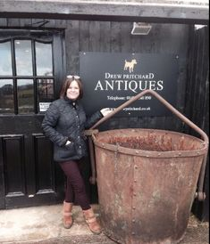 Drew Pritchard Architectural Antiques (Conwy) - 2020 All You Need to Know Before You Go (with Photos) - Conwy, Wales Salvage Hunters, Mobile Shop, Antique Show, Bank Holiday Weekend, Architectural Antiques, See On Tv, Great Britain, Savage, Wales