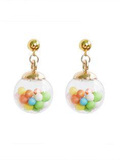 Funky Earrings, Funky Jewelry, Unique Earrings, Bridal Earrings, Cute Jewelry, Neutral Earrings, Unique Jewelry, Different Ear Piercings, Fantasy Jewelry