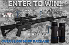 Worth over $5,000! Want to win HUSKEMAW GUN GIVEAWAY? I just entered to win & you can too:  http://gvwy.io/2teri6