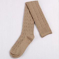 Knee High Cotton Stockings