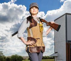 Gear Review: 4 Best Women's Shooting Vests | Field & Stream