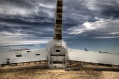 Mojave's airplane graveyard