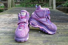 Vintage 90s Buffalo Platform Sneakers size 40 by SlimeWarpVintage