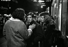 The magic of The Godfather stemmed from an unlikely alignment of talents and circumstances. Photographer Steve Schapiro was present at the ...