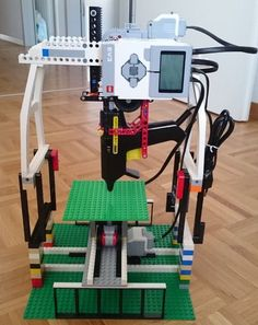 printer design printer projects printer diy Printing Plans Printing Plans Lego Printer Maybe something for Printer Chat? 3d Printer Models, Best 3d Printer, 3d Printing Diy, 3d Printing Service, 3d Printer Designs, 3d Printer Projects, Lego 3d, Lego Duplo, Diy 3d
