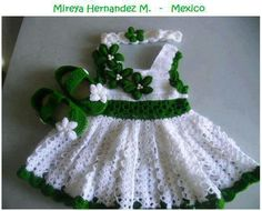Mexico dress??? It is irish as it can be.... for the wearing of green..