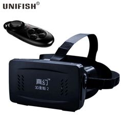 Find More 3D Glasses/ Virtual Reality Glasses Information about RITECH II Head Mount Plastic 3D VR Virtual Reality Glasses Google Cardboard Box for 3.5 6 inch Phone +Bluetooth Controller 1 nd,High Quality cardboard box with handle,China cardboard tag Suppliers, Cheap cardboard mailer from UNIFISH Store on Aliexpress.com