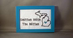Smitten With The Mitten Pattern by katiekutthroat on Etsy