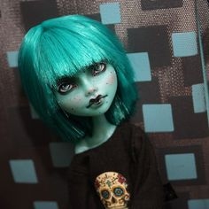 You Know Nothing (by Oliviya93) monster high ooak