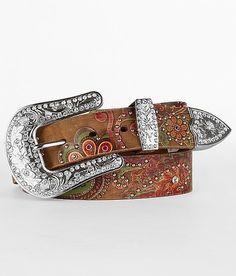 cute blazin roxx floral belt
