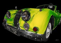 Jaguar XK 140 for sale