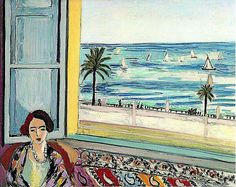 Matisse. He is becoming one of my favorite impressionist painters.