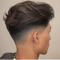Cortes de cabello hombre nuca