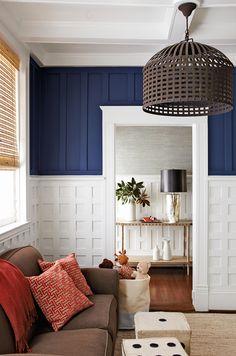 Living Room Paint, My Living Room, Living Room Decor, Cozy Living, Coastal Living, Small Living, Living Area, Interior Desing, Home Interior