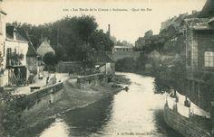 AUBUSSON, quai des Iles - Bfm Limoges