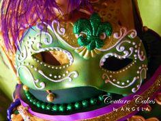 Mardi Gras Wallpaper | Mardi Gras King Cake wallpaper
