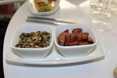 Semillas de calabaza y Almendras larguetas garrapiñadas del Ático Gourmet de Mijas Costa