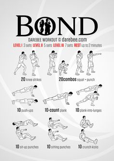 Bond Workout