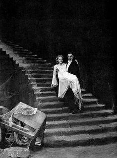 Bela Lugosi by A N E S T H E S I A, via Flickr