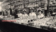Toys at Woolworths in the 1950s - what our grandparents used to buy