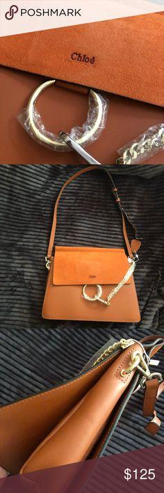 Chloe style bag I pu
