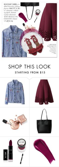 """""""Yoins"""" by janee-oss ❤ liked on Polyvore featuring Street Level and NARS Cosmetics"""
