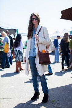 13 Stylish Springtime Snaps From S.F.'s Top Farmers' Markets #spring