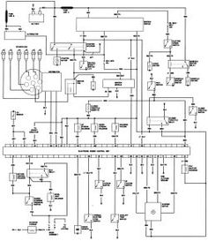 1985 jeep cj7 ignition wiring diagram jeep yj digramas pinterest rh pinterest com 1985 jeep cj7 engine wiring diagram 1978 Jeep CJ7 Wiring-Diagram
