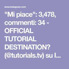 """Mi piace"": 3,478, commenti: 34 - OFFICIAL TUTORIAL DESTINATION🎬 (@tutorials.tv) su Instagram: ""fantastic idea 😍🎄 by: @stephaniablog 👏🏼 Follow: ♥ @videosandclothes ❣️ Sigam: ♥ @videosandclothes…"""