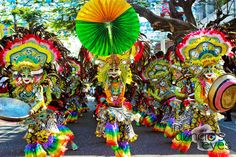 Masskara Festival - Kasadyahan 2016  Masskara Festival 2016 - Iloilo Kasadyahan Regional Cultural Competition 2016