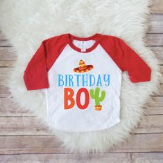 Birthday boy shirt- Fiesta version, Taco party, Uno party, mexican theme bday, sombrero shirt, funny fiesta party shirt, kids birthday by JADEandPAIIGE on Etsy https://www.etsy.com/listing/585033041/birthday-boy-shirt-fiesta-version-taco