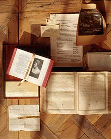 Researching Your Family Tree - Martha Stewart Crafts