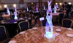 Thanks to Sculptor and Artist, Joe Martin, Table Art are able to provide these beautiful acrylic LED table centres for corporate events around the world. Table Centers, Recent Events, Corporate Events, Led, Table Decorations, Artist, Beautiful, Design, Table Centerpieces