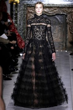 Valentino Haute-Couture SS13 with Sigrid Agren - For more like this click on the image or follow us and do not forget to repin!