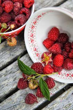 Raspberries | The Little Corner